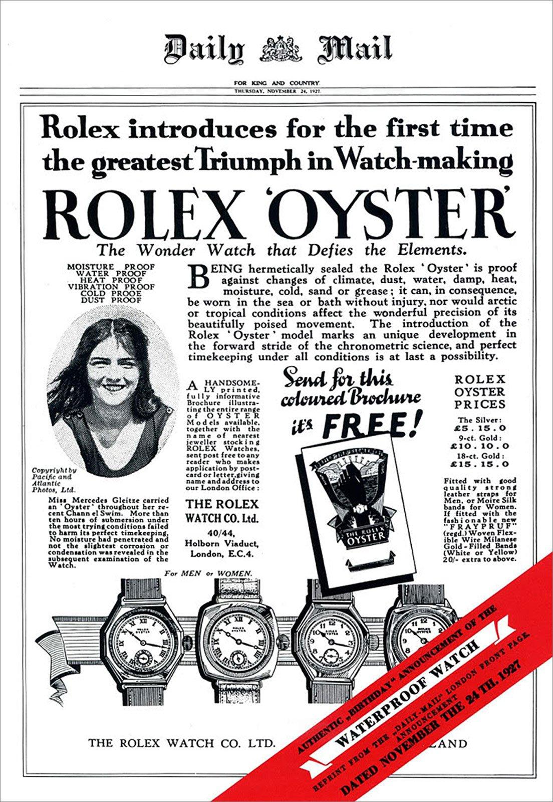Rolex Influencer Marketing